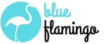 logo Blue flamigo